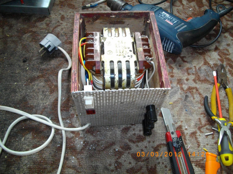 Как сделать сварочный аппарат из трансформатора своими руками